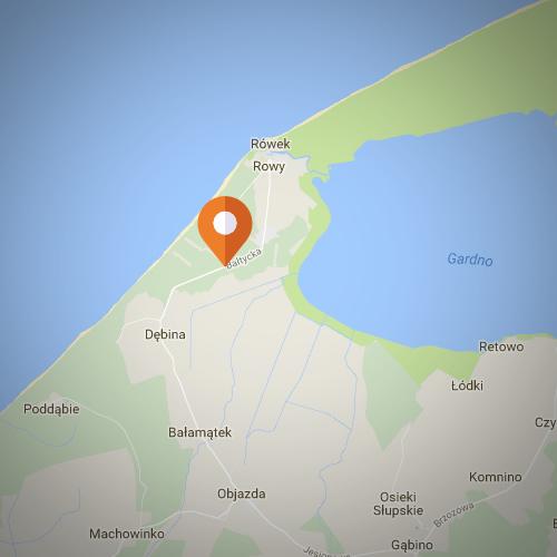 Mapa okolicy